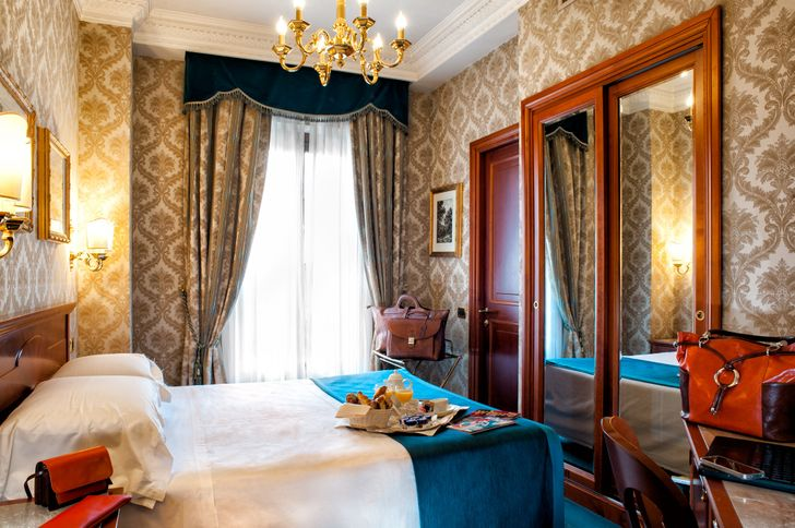 Hotel Barberini foto 7
