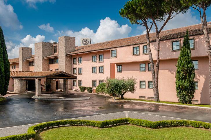 Sheraton Parco de' Medici Rome Hotel foto 2