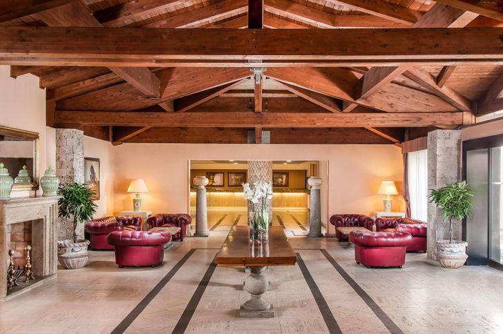 Sheraton Parco de' Medici Rome Hotel foto 4