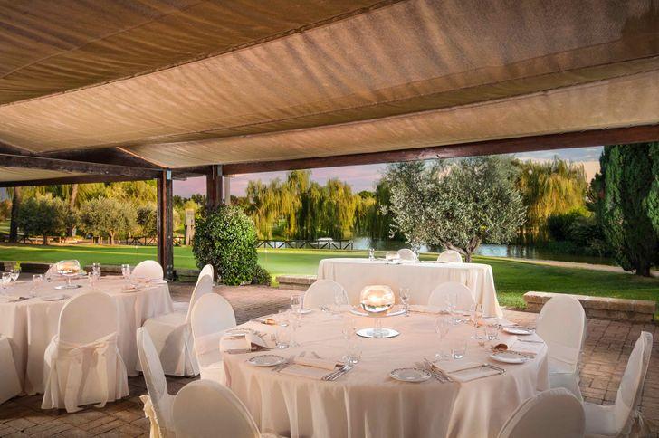 Sheraton Parco de' Medici Rome Hotel foto 16