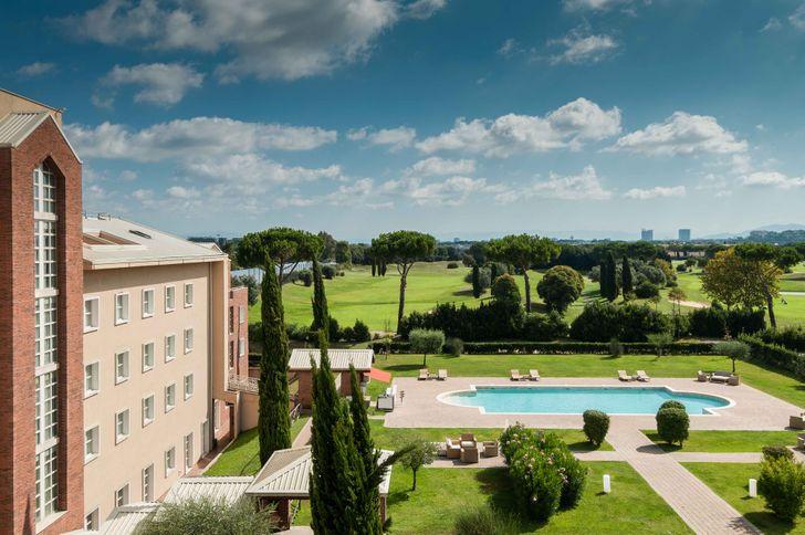 Sheraton Parco de' Medici Rome Hotel foto 3