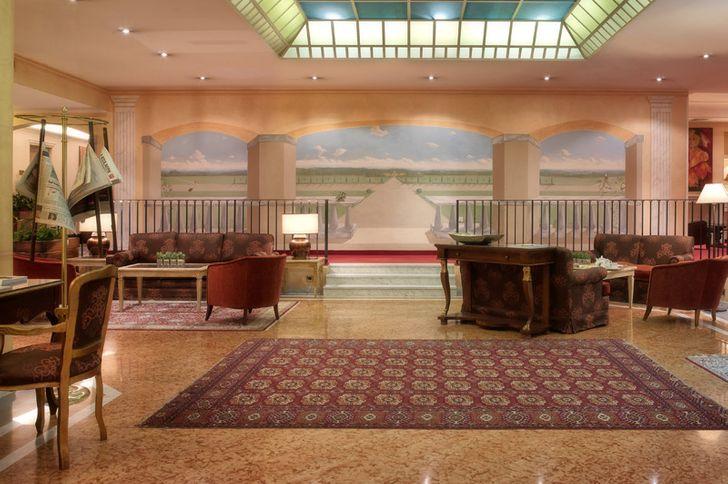 Hotel Palace Maria Luigia foto 2