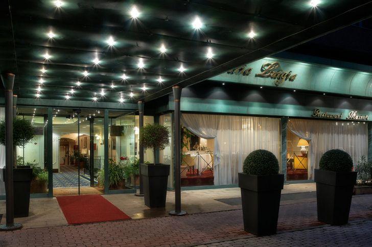 Hotel Palace Maria Luigia foto 1