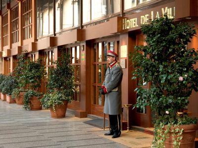 sale meeting e location eventi Milan - Hotel De La Ville