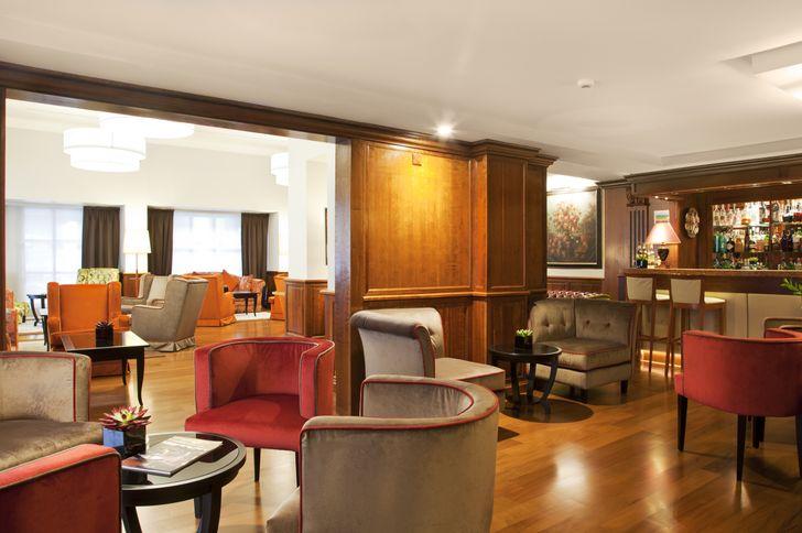 Hotel De La Ville foto 4