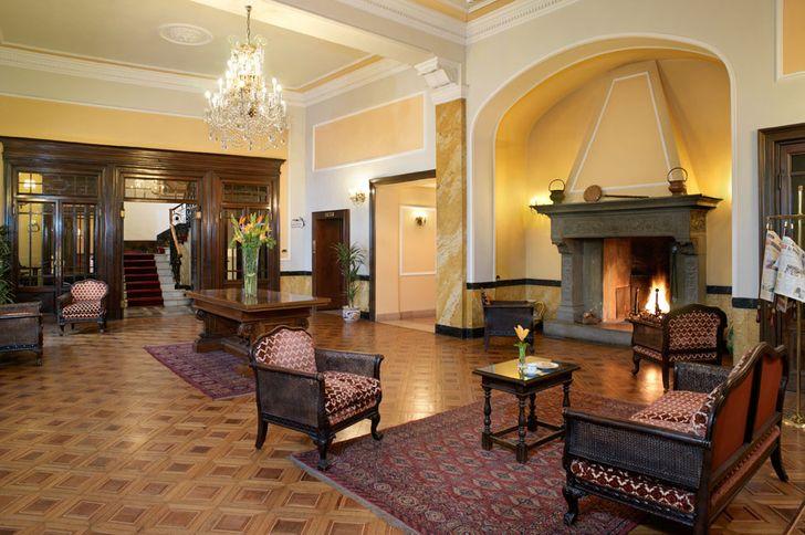 Hotel Brufani Palace foto 3