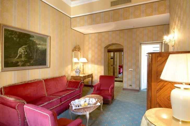 Hotel Brufani Palace foto 5