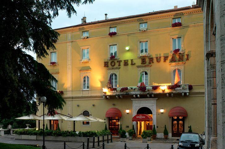 Hotel Brufani Palace foto 1