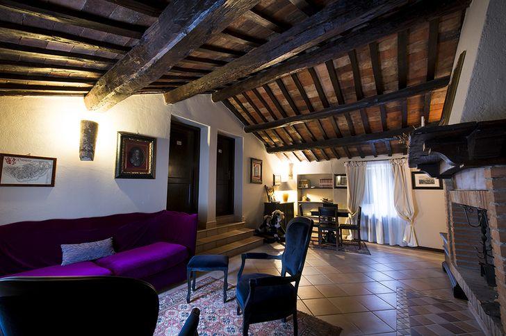 Relais Borgo San Faustino foto 8