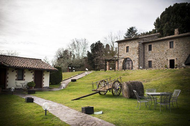 Relais Borgo San Faustino foto 2