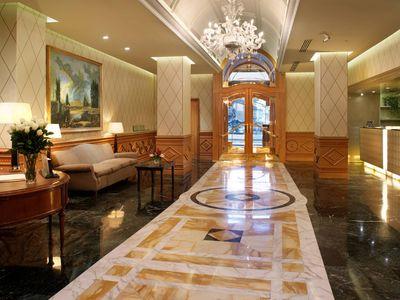 sale meeting e location eventi Roma - Hotel Bernini Bristol