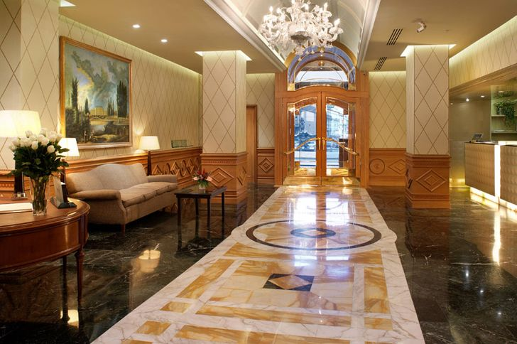 Hotel Bernini Bristol foto 1