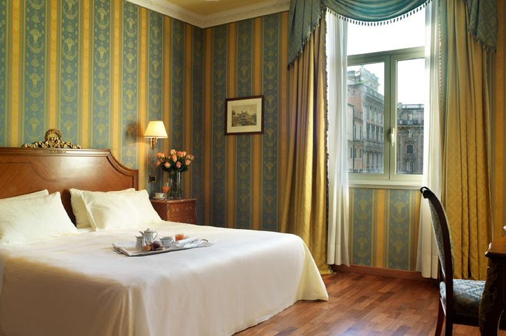 Hotel Bernini Bristol foto 16