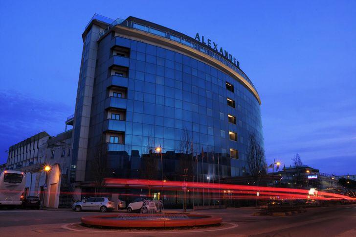 Hotel Alexander Palace foto 2