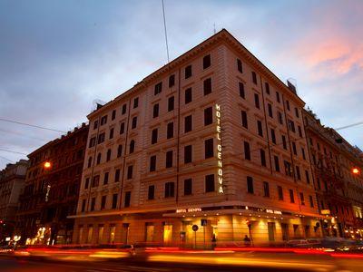 sale meeting e location eventi Rome - Hotel Genova