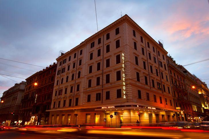 Hotel Genova foto 1