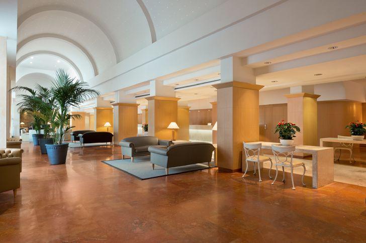 Hilton Rome Airport foto 8