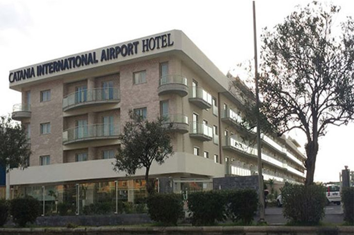 Catania International Airport Hotel foto 2
