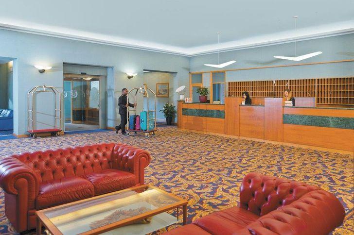 ELE Green Park Hotel Pamphili foto 6