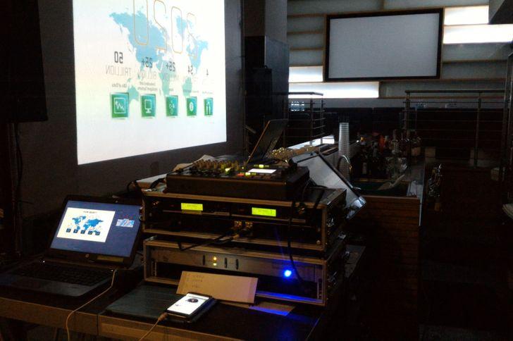Impianto audio, video e luci foto 4