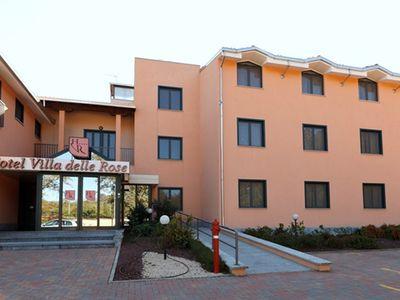 sale meeting e location eventi Oleggio - Hotel Villa delle Rose - Malpensa