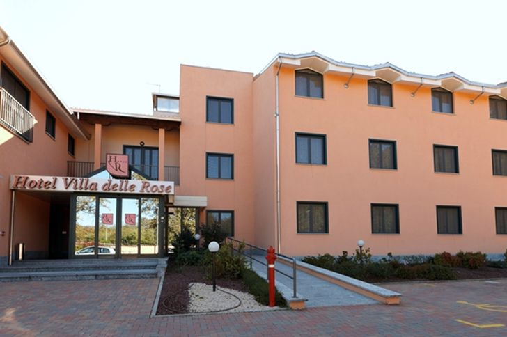 Hotel Villa delle Rose - Malpensa foto 1