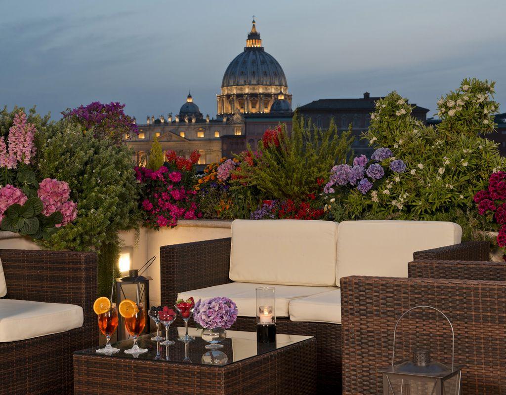 Venue For Event Hotel Atlante Star Rome