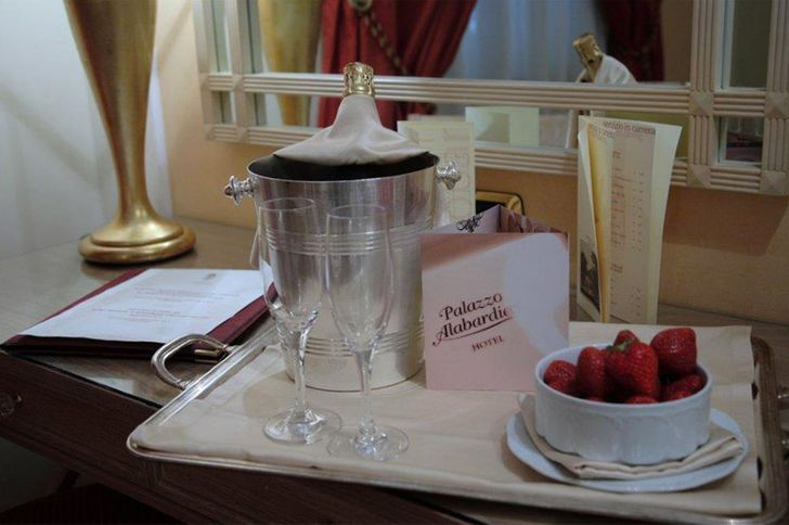 Palazzo Alabardieri Hotel  foto 16