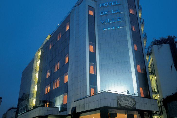Hotel De La Ville foto 1