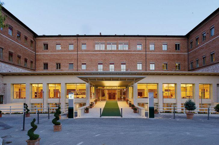 Hotel Domus Pacis foto 1