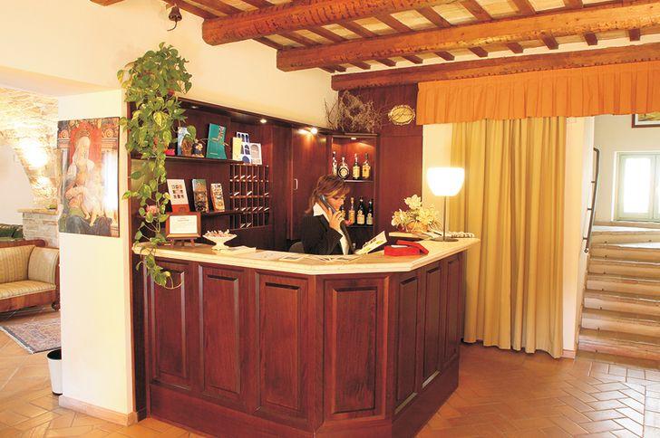 Hotel San Claudio foto 2