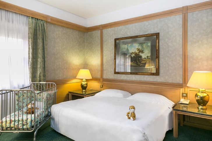 Hotel Beverly Hills Rome foto 15
