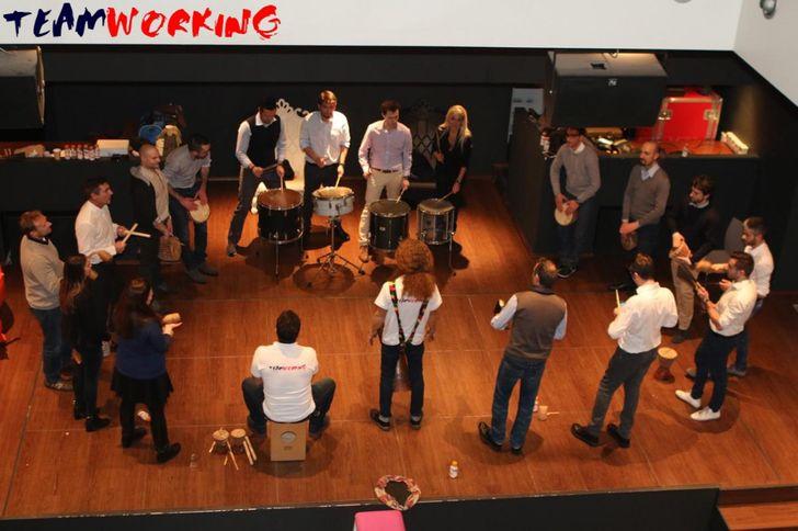TeamWorking foto 9