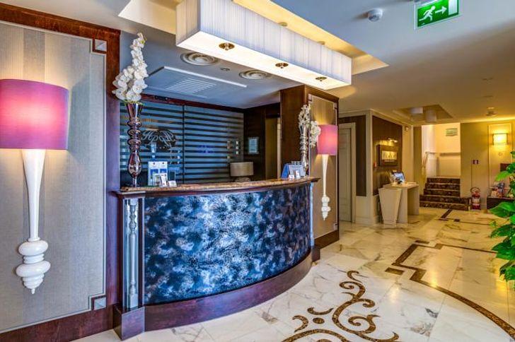 Best Western Plus Hotel Perla Del Porto foto 4