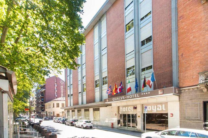 Qualys Hotel Royal Torino Centro Congressi foto 1