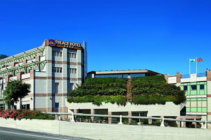 Best Western Palace Hotel foto 1