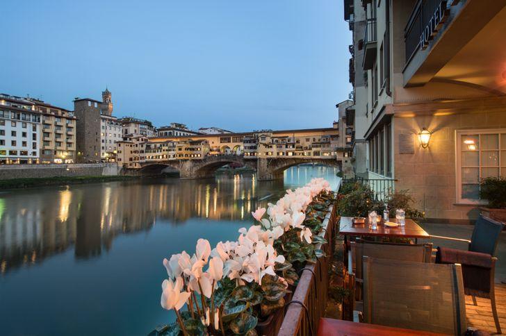Hotel Lungarno foto 2
