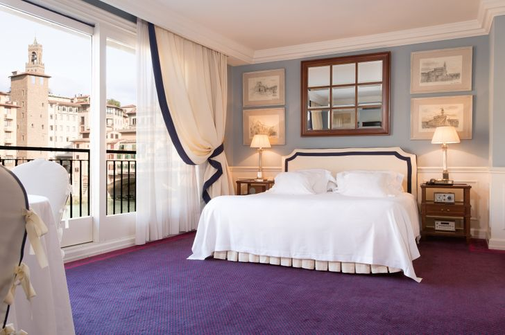 Hotel Lungarno foto 8