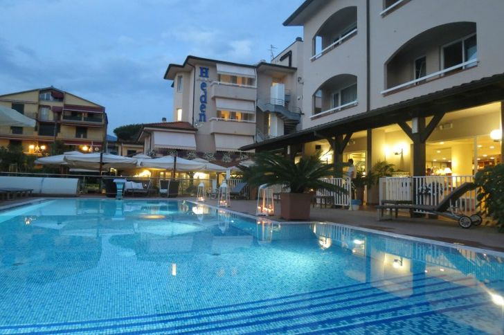 Hotel Eden foto 2