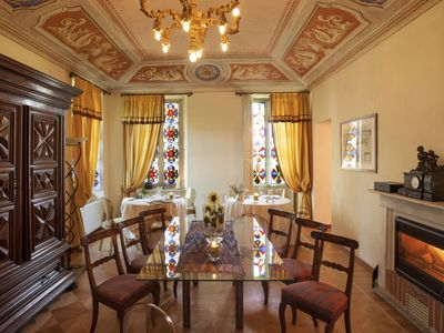 sale meeting e location eventi Trino - Borgo Ramezzana Country House