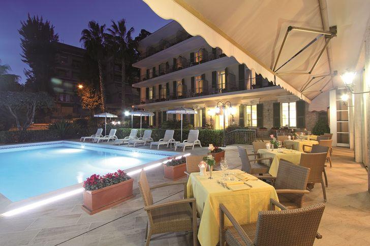Hotel Paradiso Sanremo foto 2
