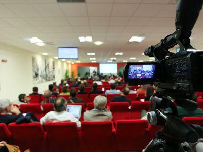 Servizi per Meeting ed eventi Rome - Cleverage - Streaming Live e Service Multimediale