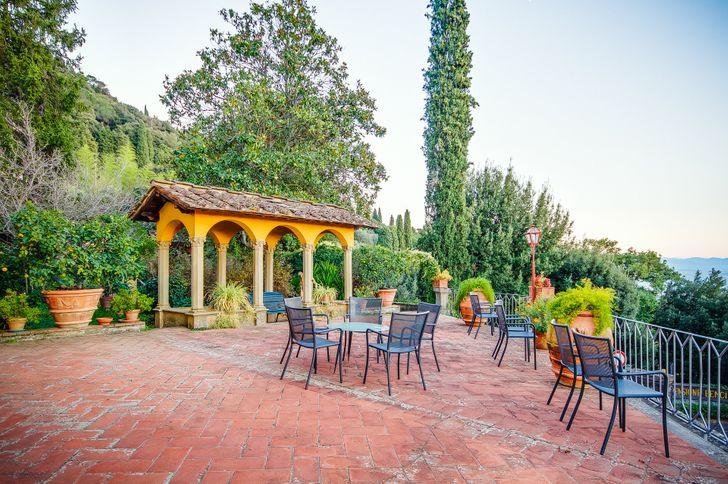 Villa La Torrossa foto 13