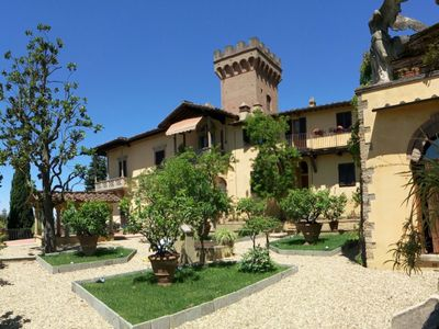 sale meeting e location eventi Fiesole - Villa La Torrossa