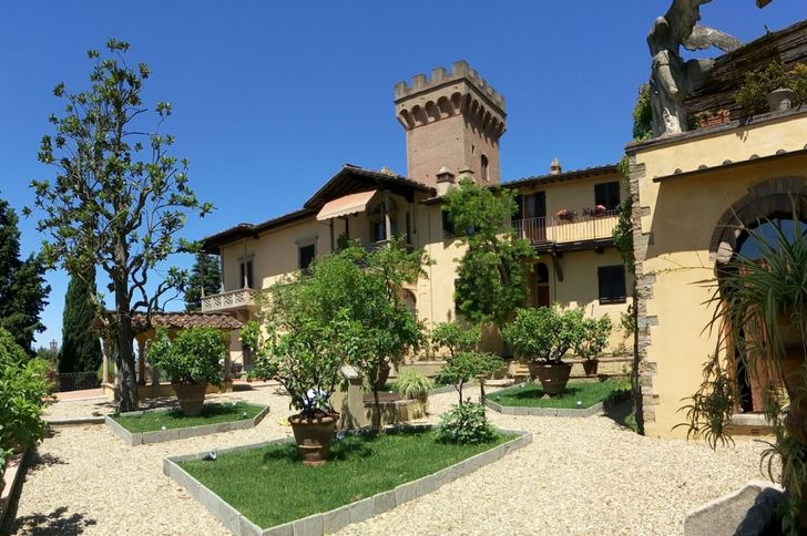 Villa La Torrossa foto 1
