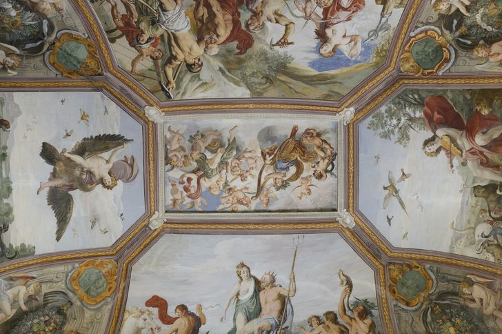 Villa Apolloni foto 4
