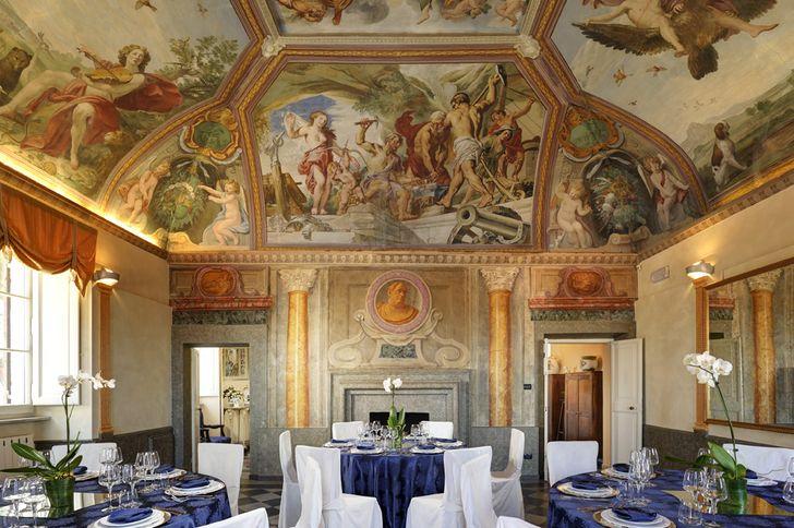 Villa Apolloni foto 5