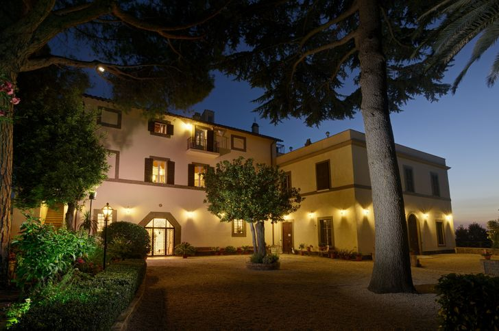Villa Apolloni foto 1