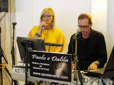 Services for Meeting and Events Galatina - Paolo e Dalila Live