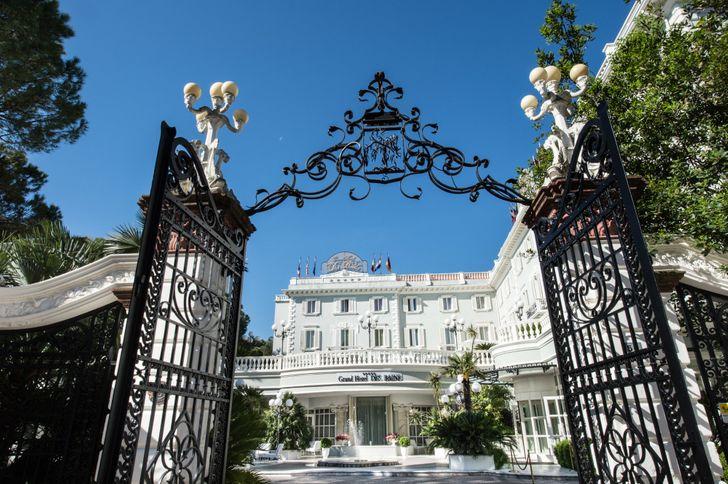 Grand Hotel Des Bains foto 2